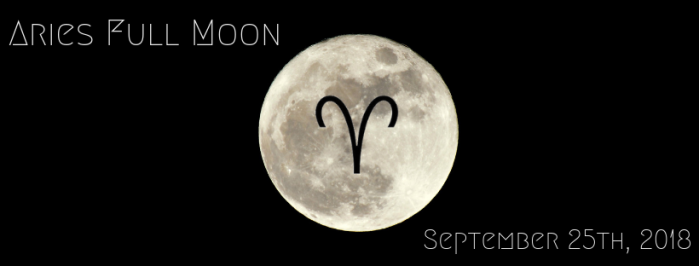 Aries Full Moon Header