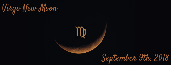 Virgo New Moon Header