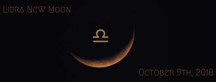 Libra New Moon Header