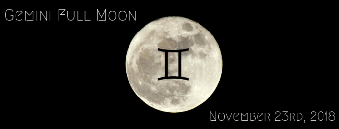 Gemini Full Moon