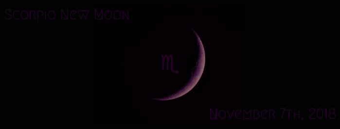 Scorpio New Moon